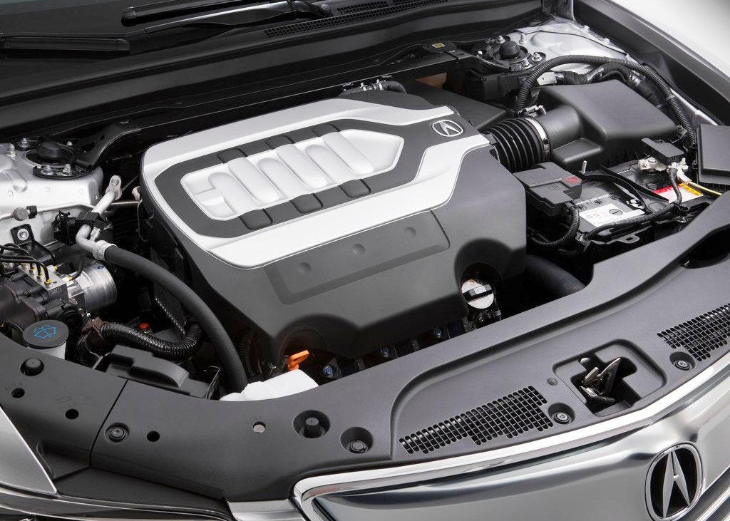 2014 Acura RLX Engine (Photo 2 of 8)