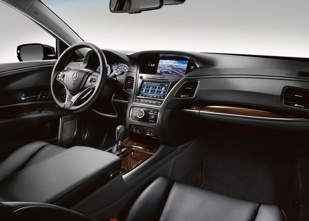 2014 Acura RLX Interior (Photo 7 of 8)