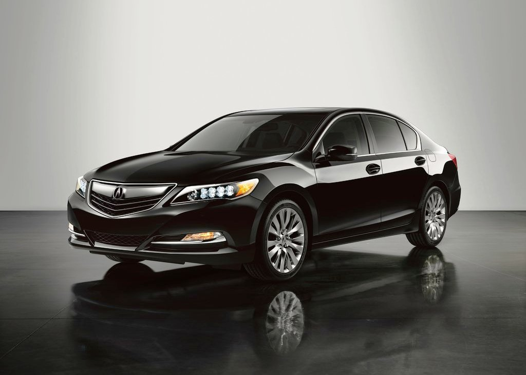 2014 Acura RLX (Photo 8 of 8)