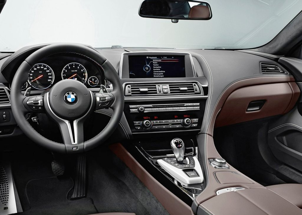 2014 BMW M6 Gran Coupe Interior (Photo 5 of 9)