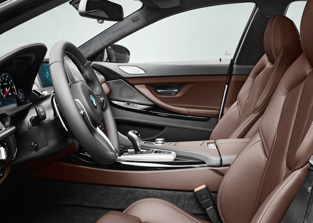 2014 BMW M6 Gran Coupe Seat (Photo 8 of 9)
