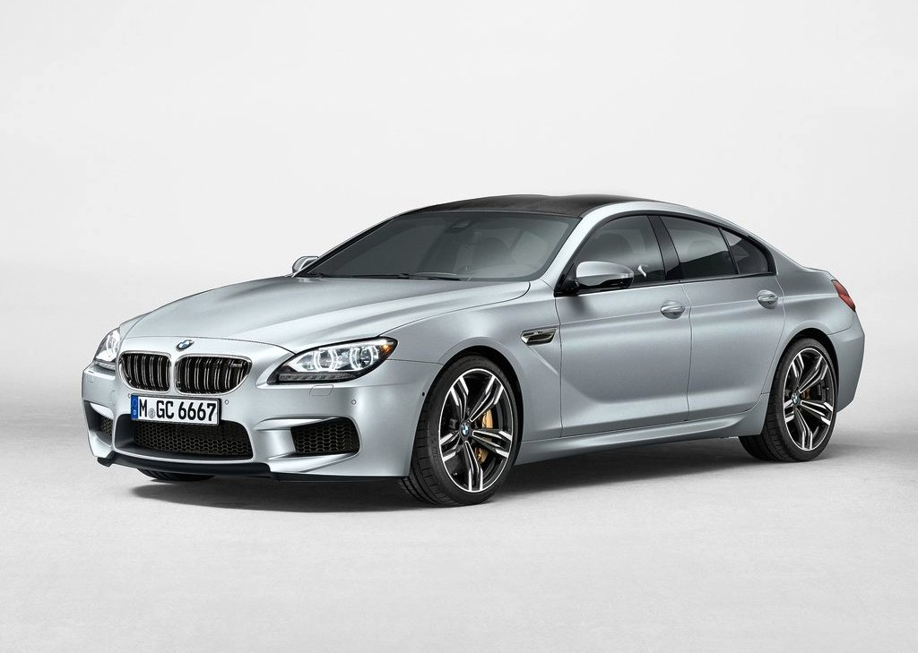 Featured Image of 2014 BMW M6 Gran Coupe Review