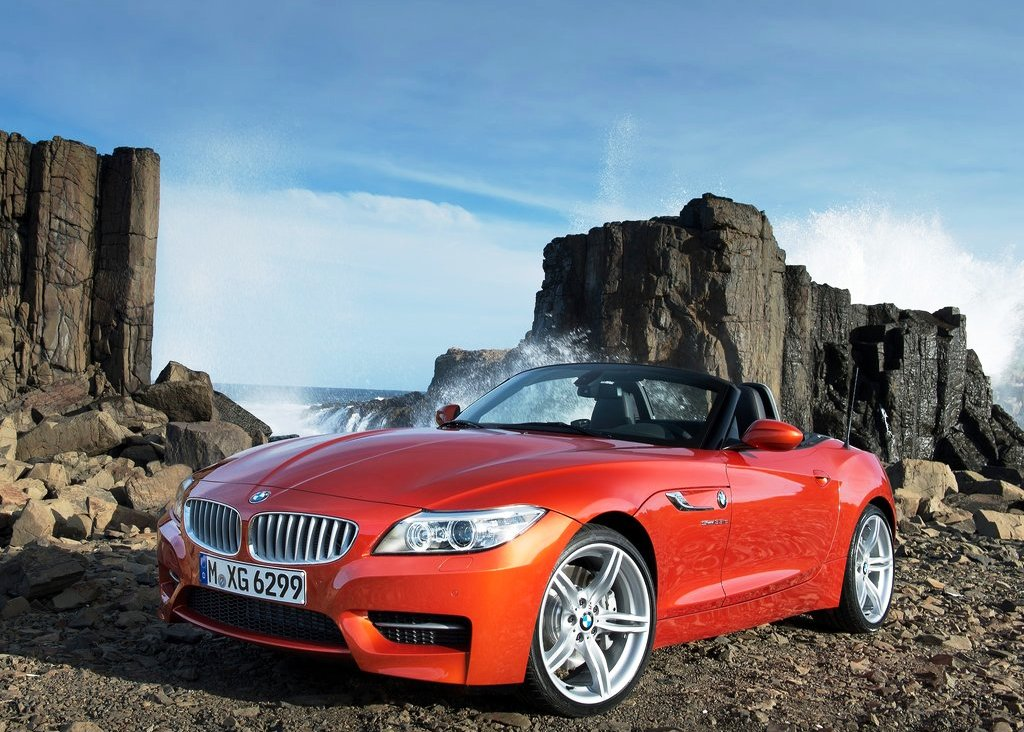 Featured Image of 2014 BMW Z4 Roadster Review