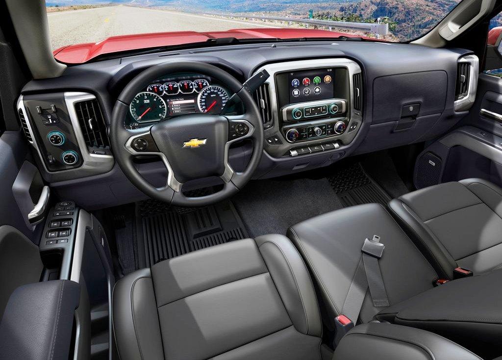 2014 Chevrolet Silverado Interior (Photo 4 of 7)