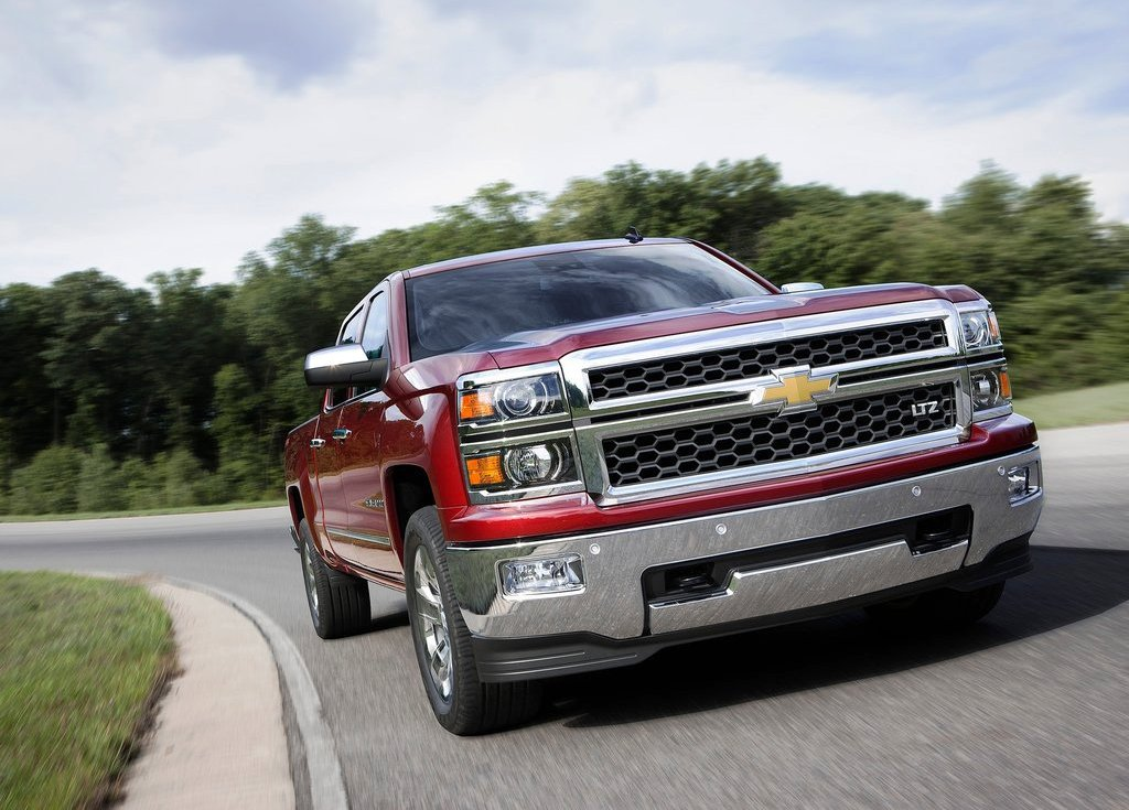 Featured Image of 2014 Chevrolet Silverado Review