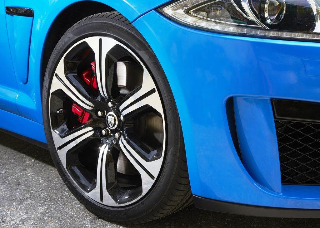 2014 Jaguar XFR S Wheels (Photo 7 of 7)