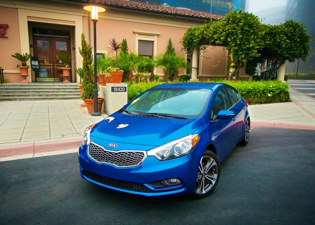 Featured Image of 2014 Kia Forte Review