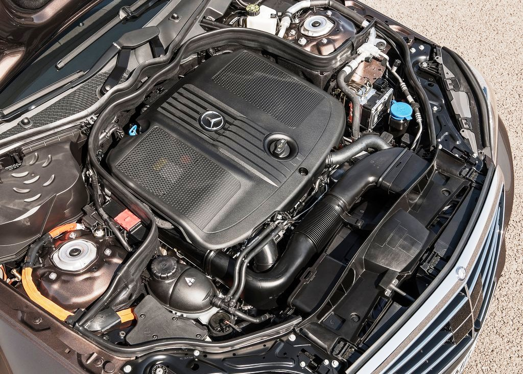 2014 Mercedes Benz E Class Engine (View 3 of 9)