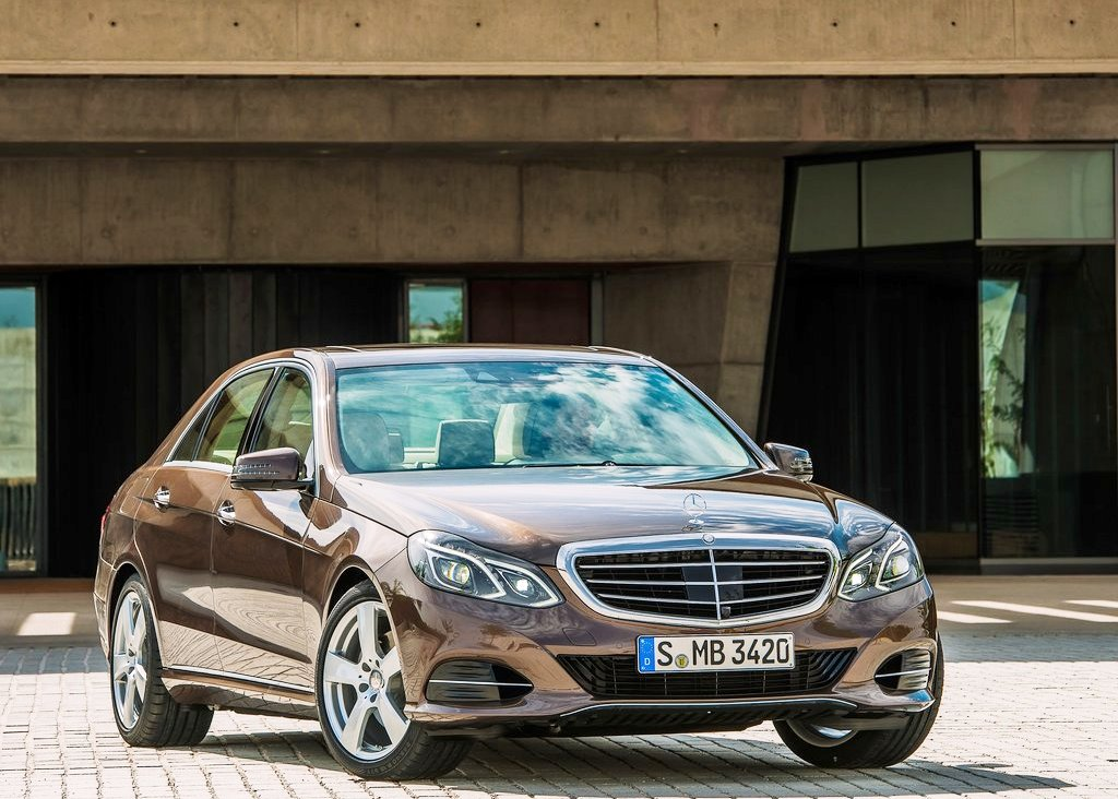 Featured Image of 2014 Mercedes Benz E Class Review