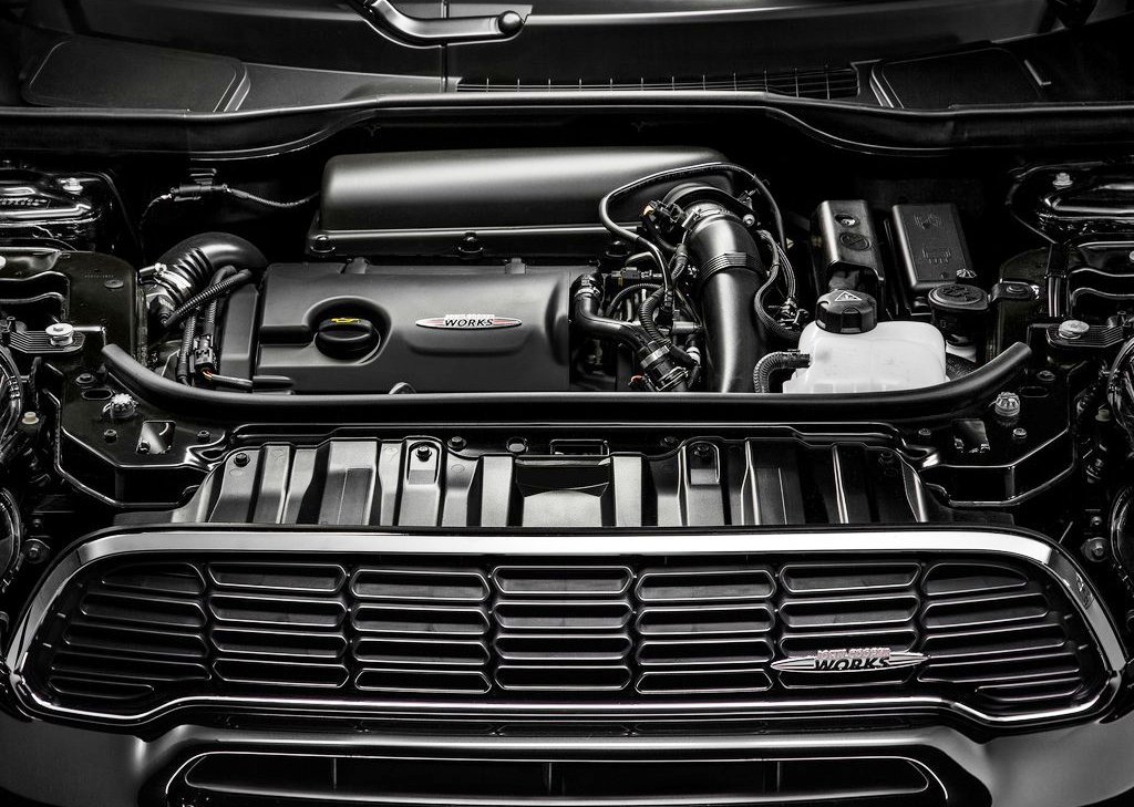 2014 Mini Paceman John Cooper Works Engine (Photo 2 of 6)