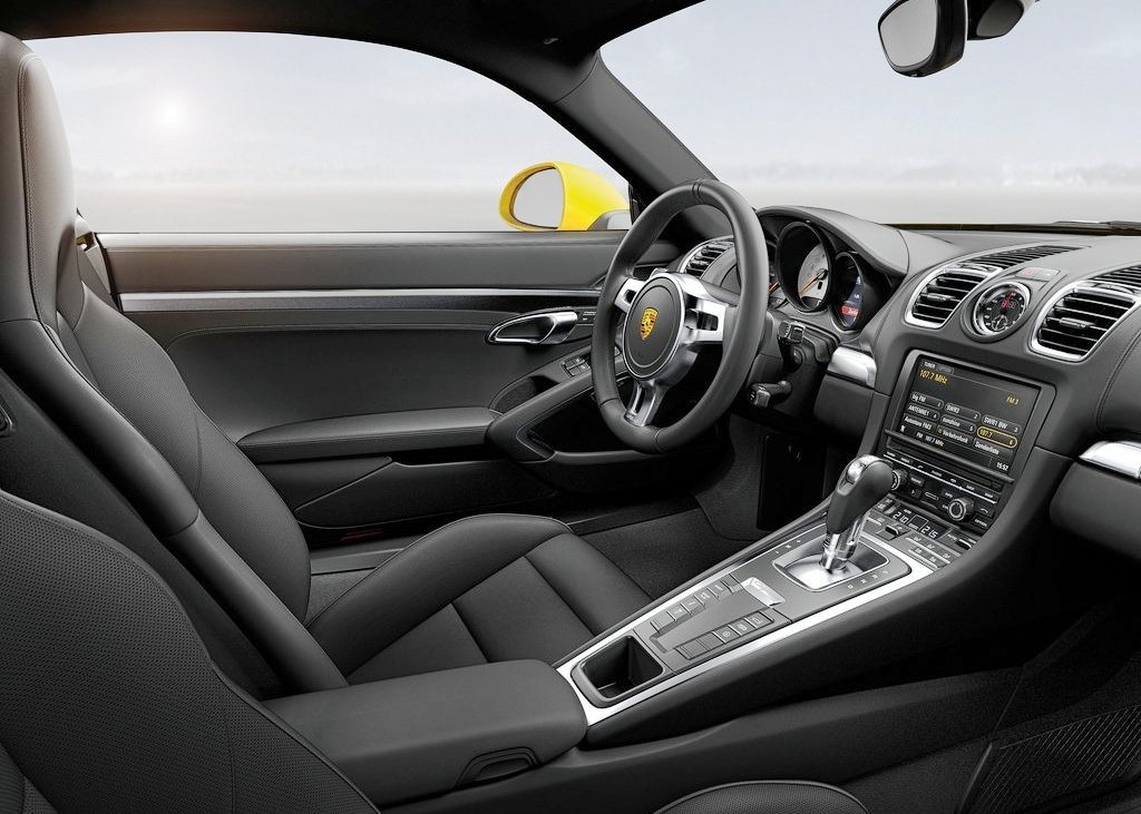 2014 Porsche Cayman Interior (Photo 4 of 6)