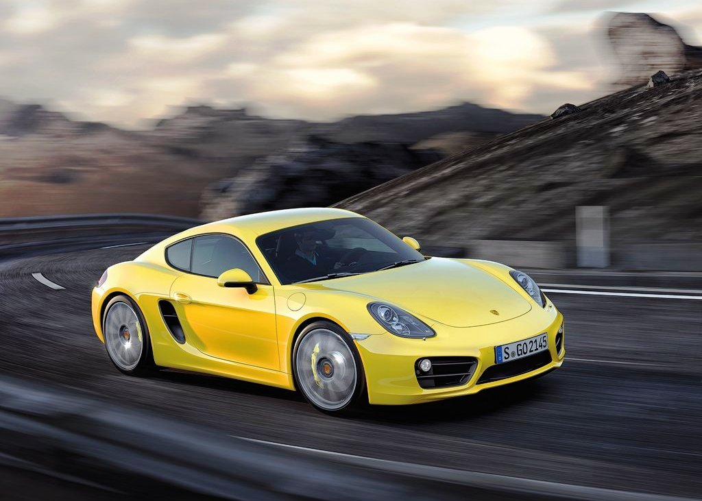 Featured Image of 2014 Porsche Cayman Review