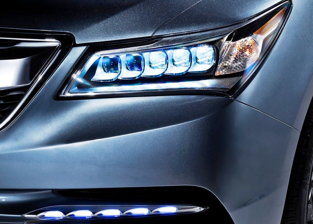 2013 Acura Mdx Head Lamp (View 1 of 6)