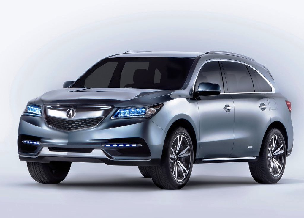 Featured Image of 2013 Acura MDX