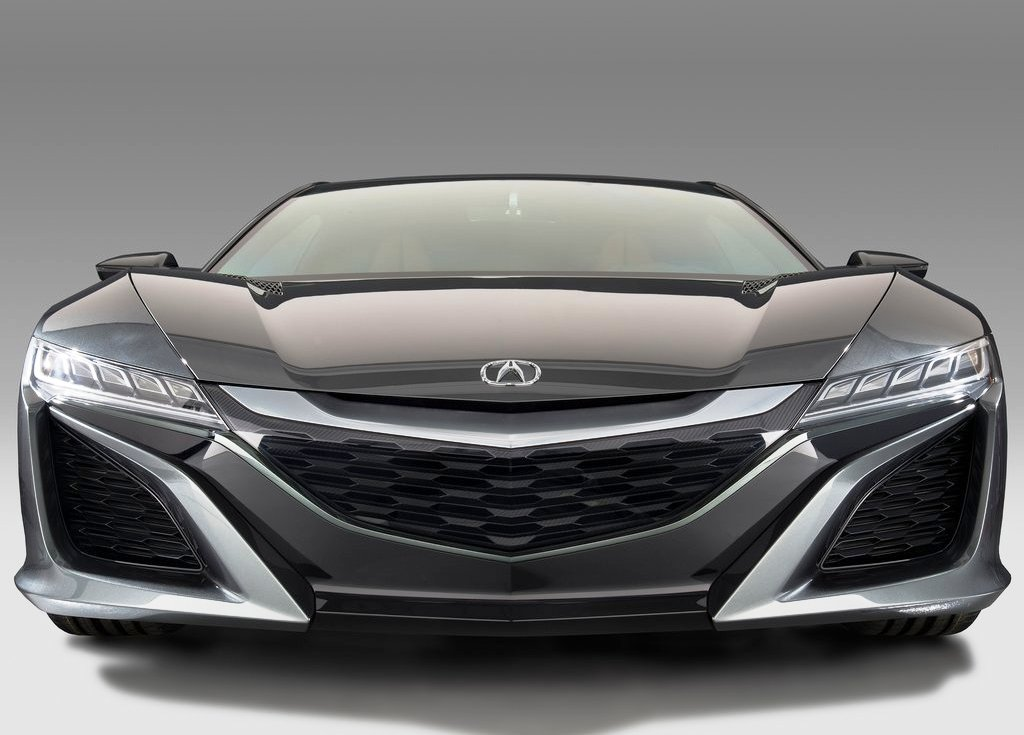 2013 Acura Nsx Front View (Photo 3 of 9)