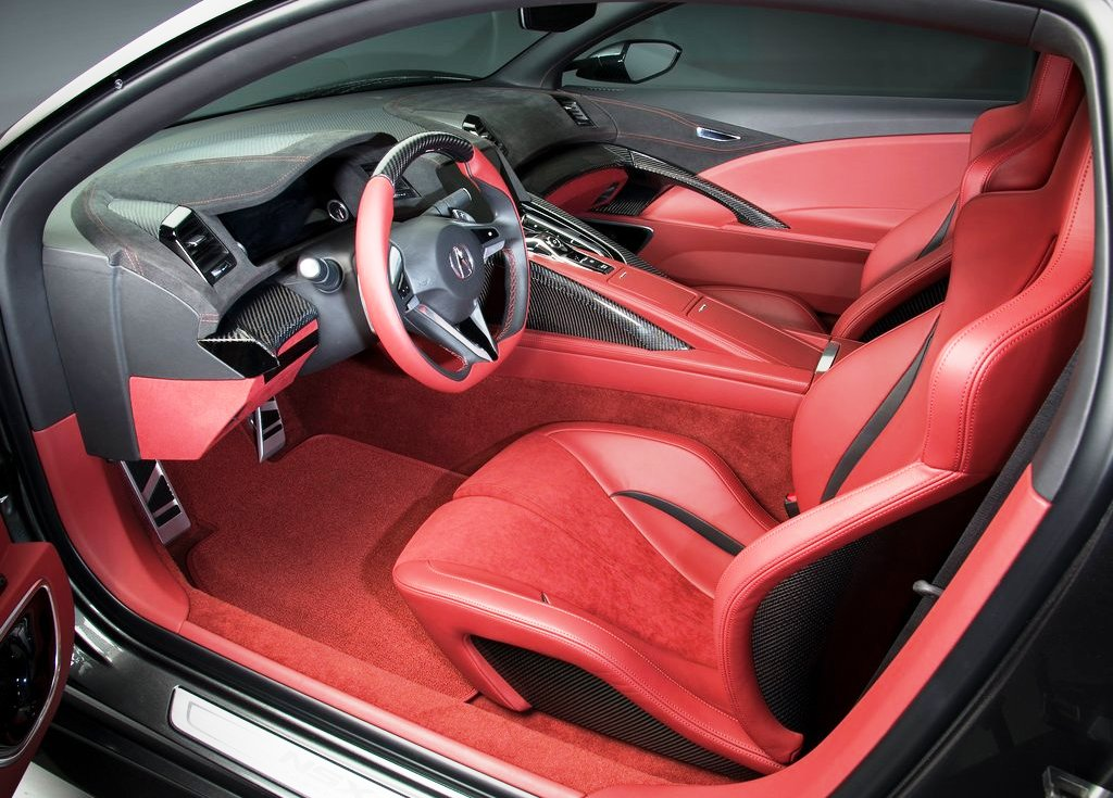 2013 Acura Nsx Inside (Photo 4 of 9)