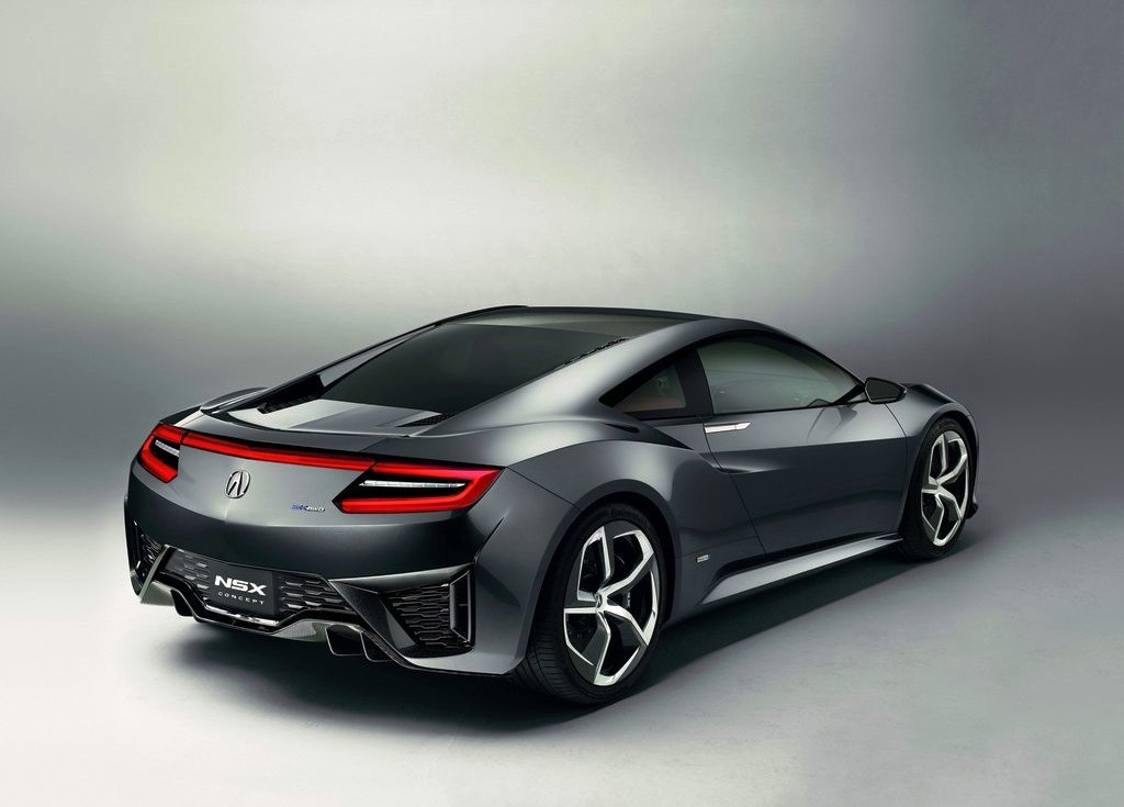 2013 Acura Nsx Rear Angle (Photo 7 of 9)