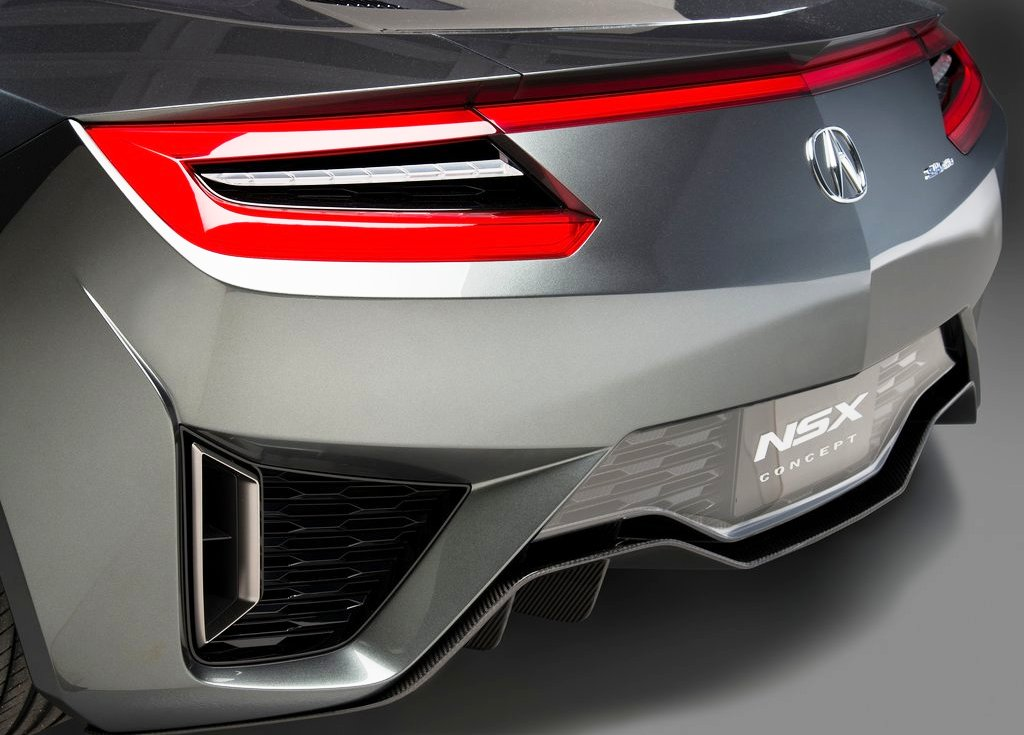2013 Acura Nsx Rear (Photo 6 of 9)