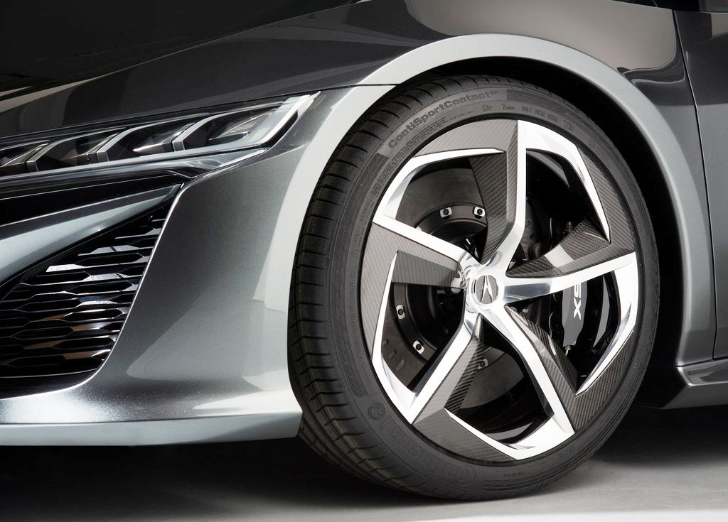 2013 Acura Nsx Wheels (Photo 9 of 9)