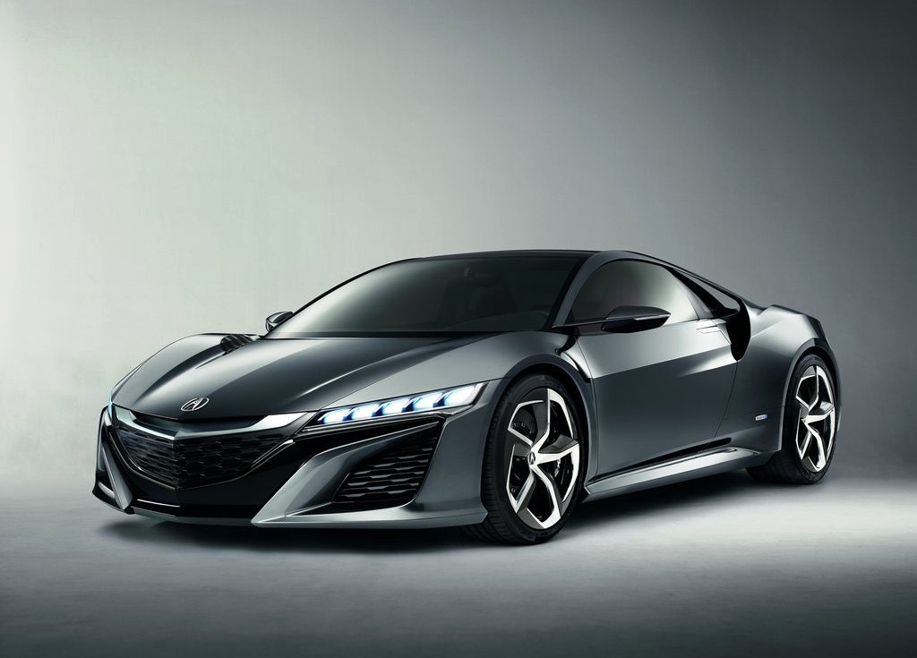 Featured Image of 2013 Acura NSX