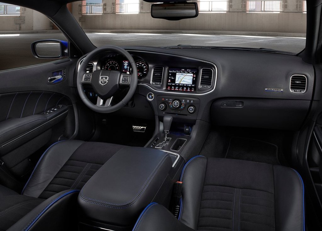 2013 Dodge Charger Daytona Interior (Photo 2 of 7)