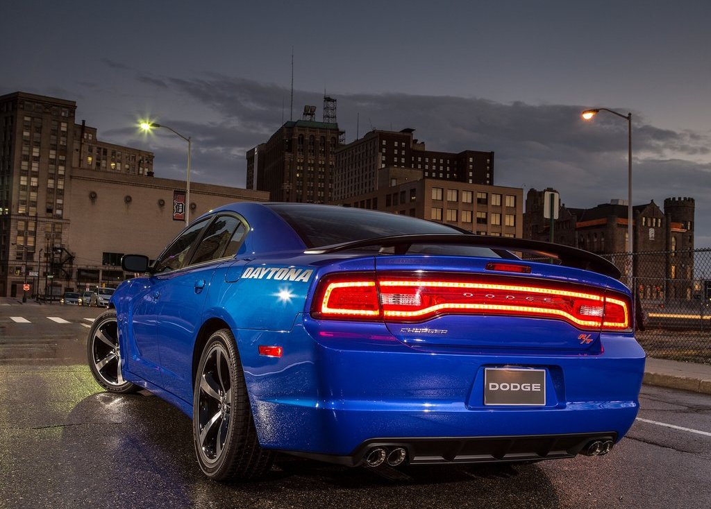 2013 Dodge Charger Daytona Rear (View 3 of 7)