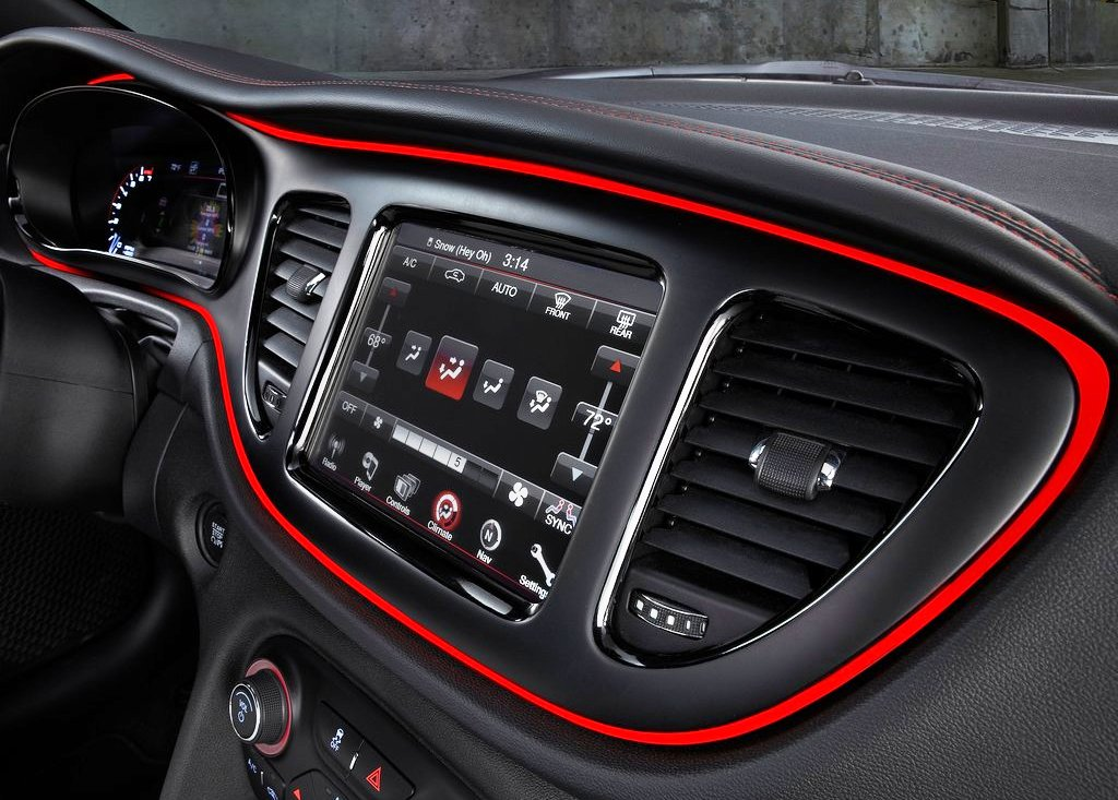 2013 Dodge Dart Gt Dashboard (Photo 2 of 7)