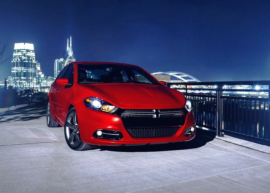 2013 Dodge Dart Gt Front (Photo 3 of 7)