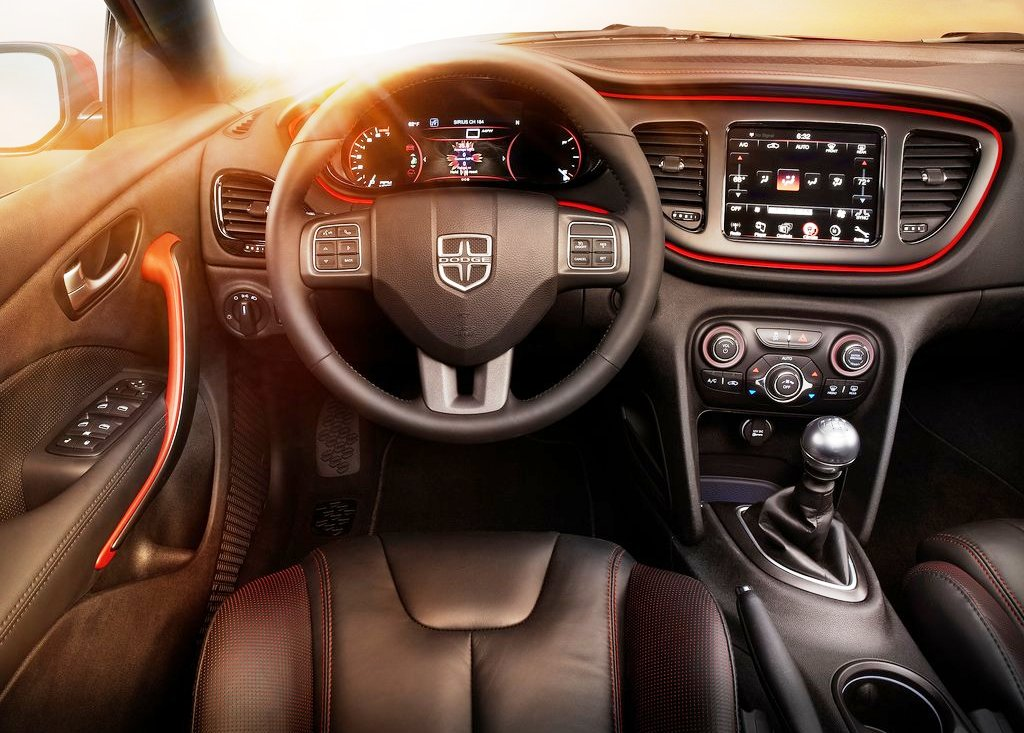 2013 Dodge Dart Gt Interior (Photo 4 of 7)