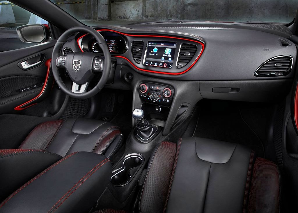 2013 Dodge Dart Interior (Photo 4 of 7)