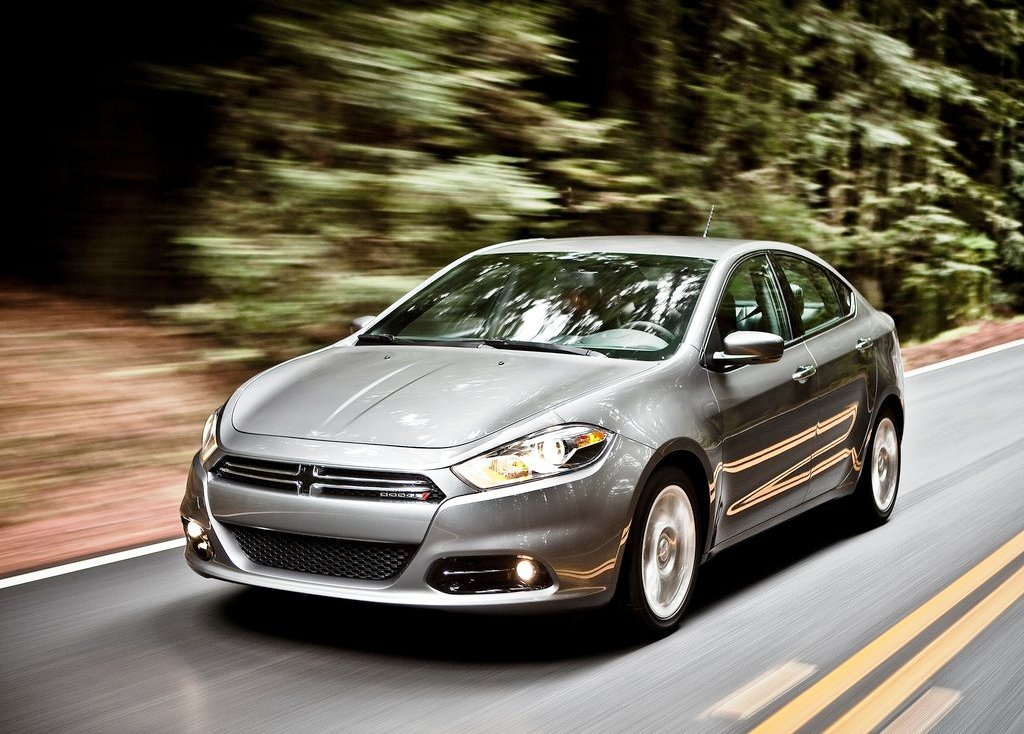 2013 Dodge Dart Wallpaper (Photo 7 of 7)