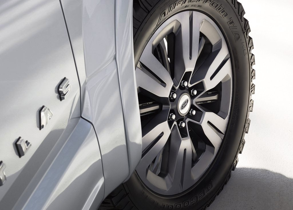 2013 Ford Atlas Wheels (View 7 of 8)