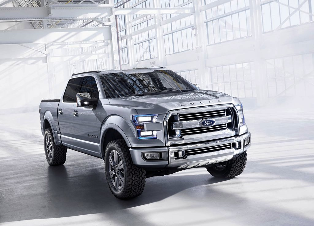 Featured Image of 2013 Ford Atlas Review