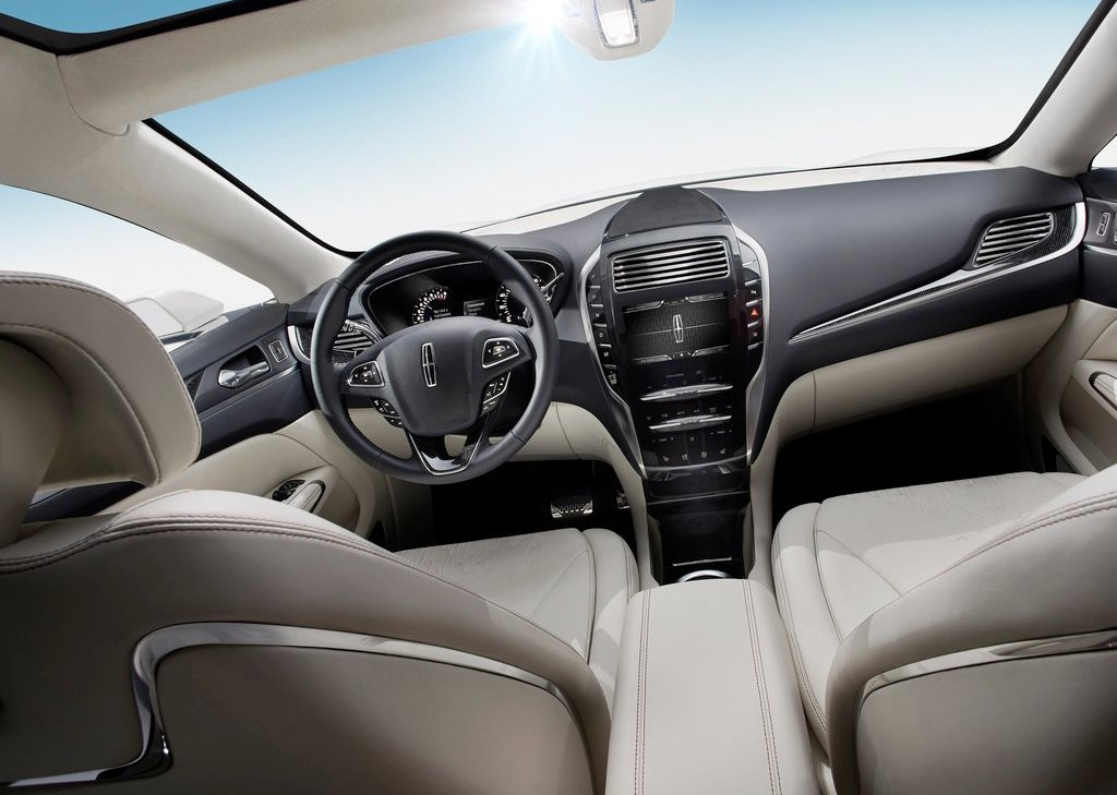 2013 Lincoln Mkc Interior (Photo 4 of 8)