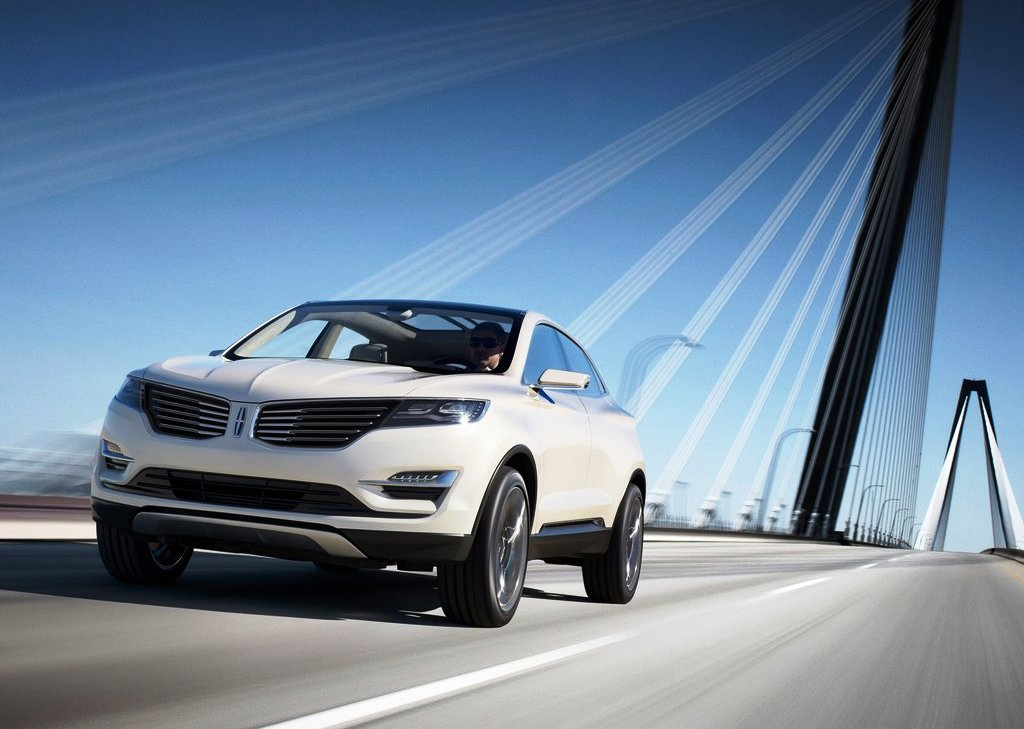 2013 Lincoln Mkc Wallpaper (Photo 8 of 8)