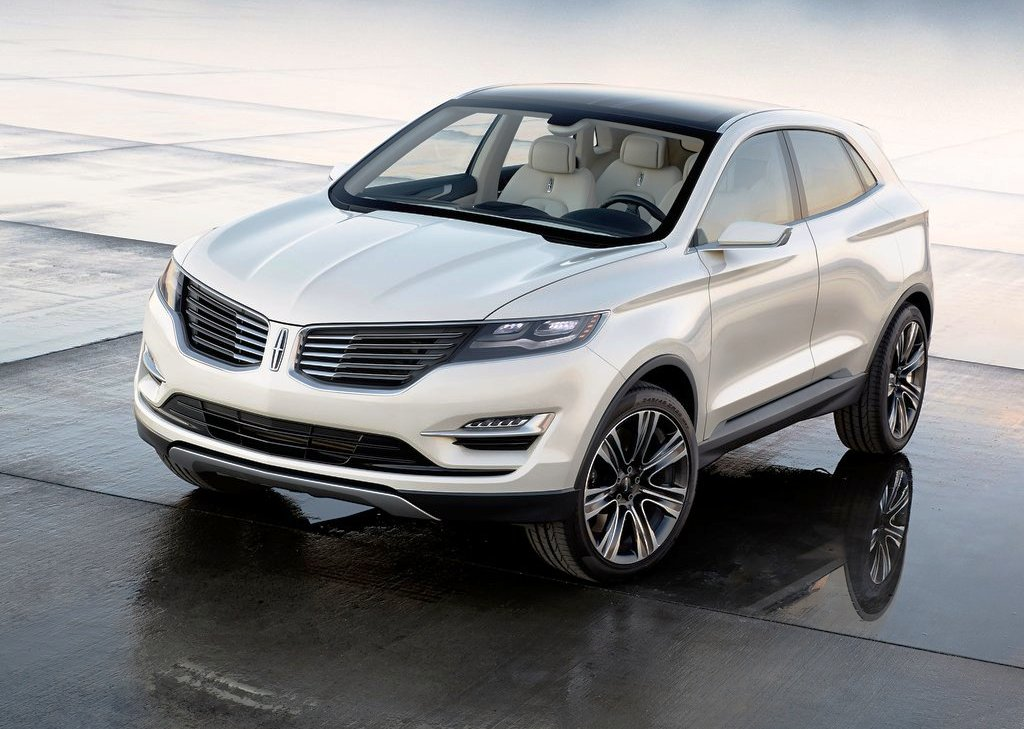 Featured Image of 2013 Lincoln MKC Concept Review