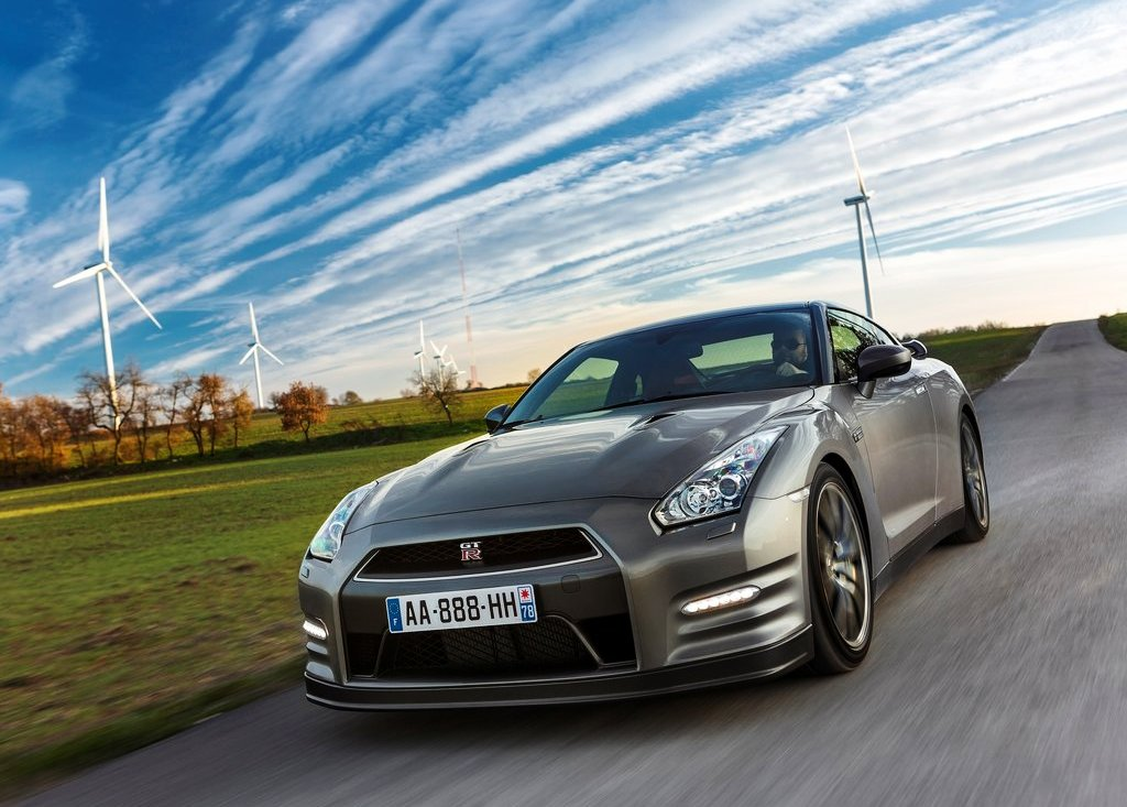 2013 Nissan Gt R Wallpaper (Photo 9 of 9)