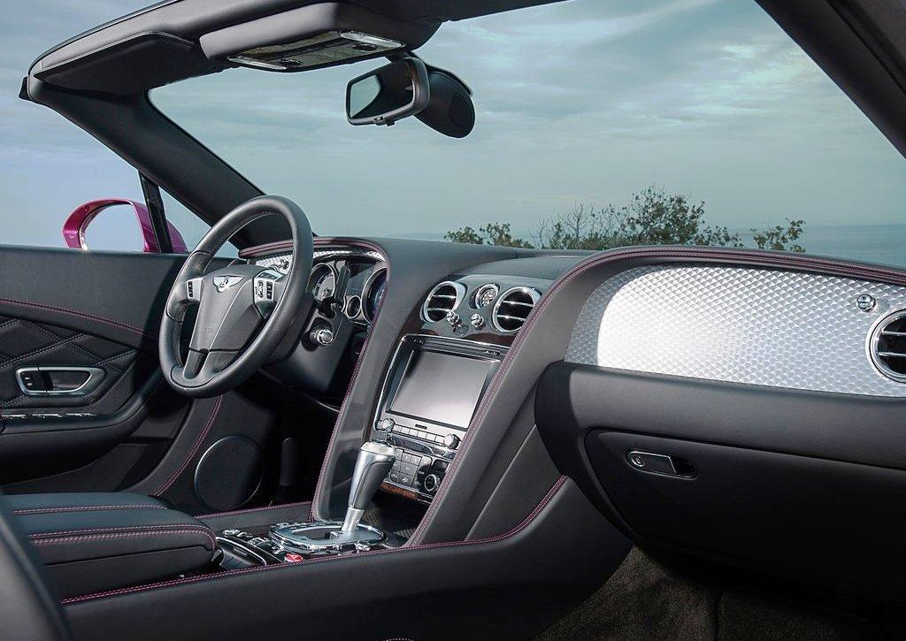 2014 Bentley Continental GT Speed Interior (Photo 3 of 6)