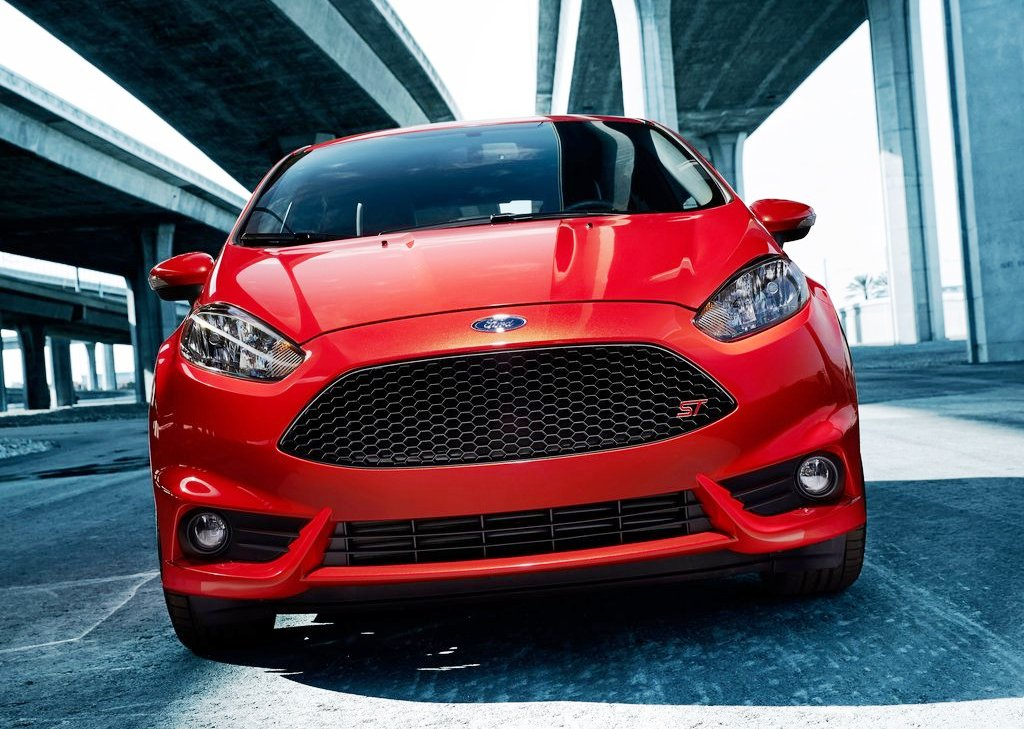 2014 Ford Fiesta ST Pictures (Photo 4 of 7)