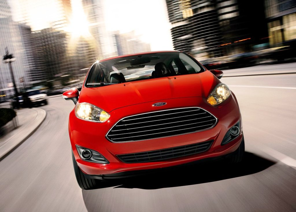 2014 Ford Fiesta Sedan Pictures (Photo 6 of 9)