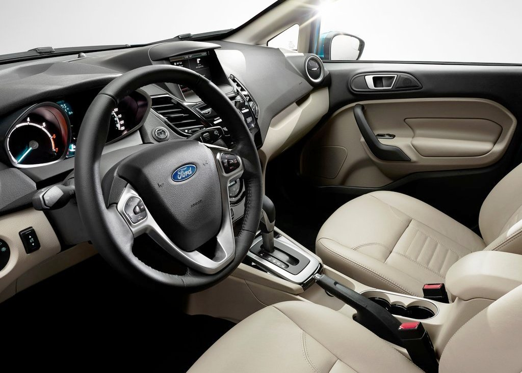 2014 Ford Fiesta Interior (Photo 3 of 7)