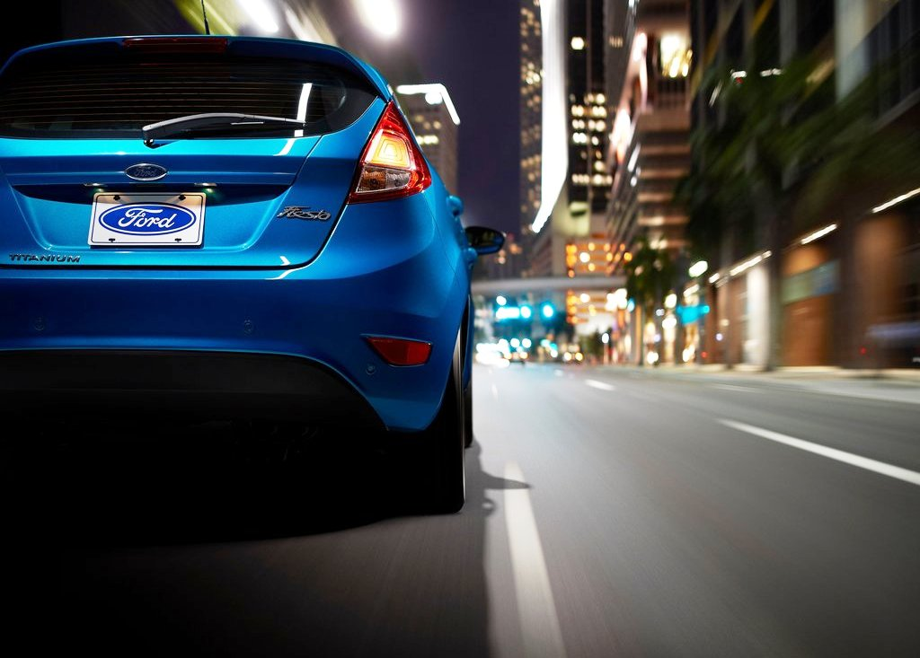 2014 Ford Fiesta Pictures (Photo 4 of 7)