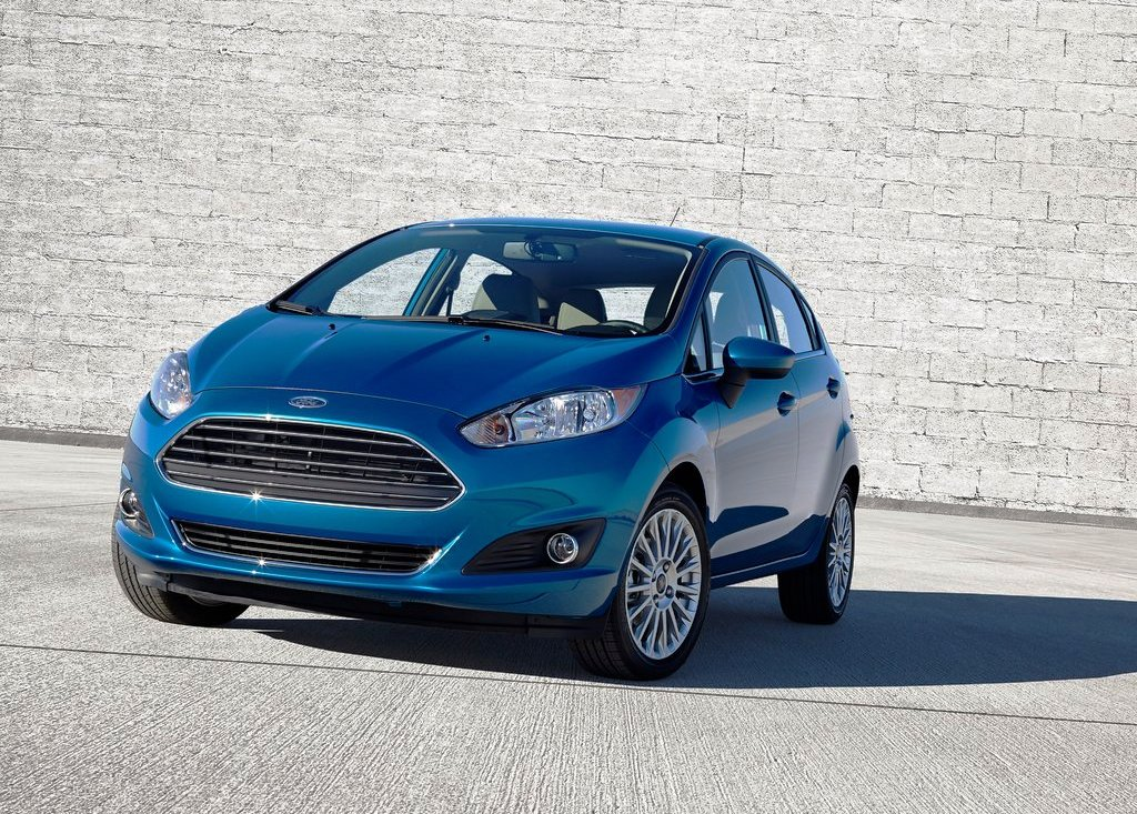2014 Ford Fiesta Wallpaper (Photo 7 of 7)