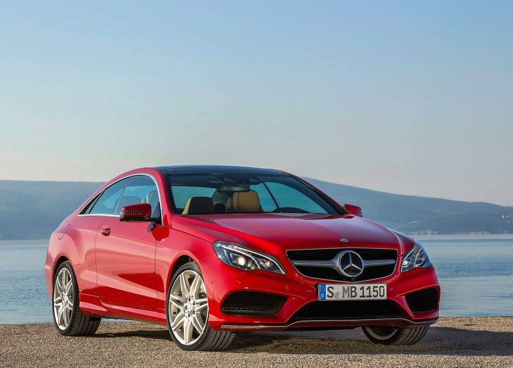 2014 Mercedes Benz E Class Coupe Wallpaper (View 6 of 7)