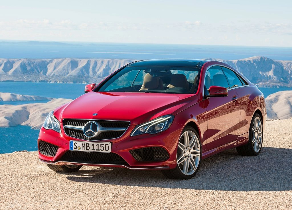 Featured Image of 2014 Mercedes Benz E Class Coupe Review