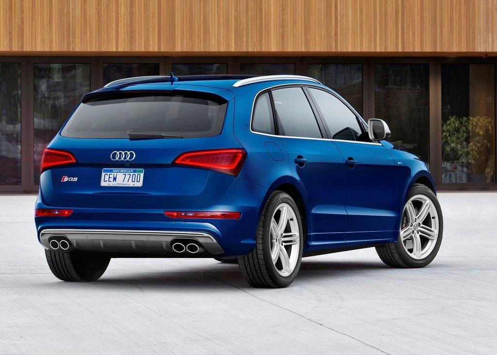 2014 Audi Sq5 (View 5 of 7)