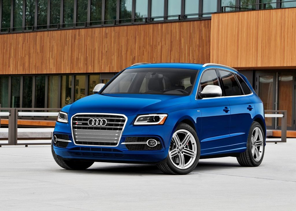 Featured Image of 2014 Audi SQ5