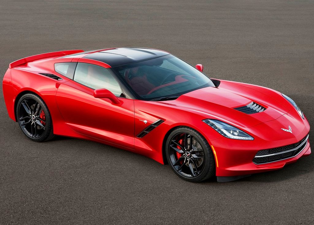 2014 Chevrolet Corvette Stingray C7 Front (Photo 4 of 9)