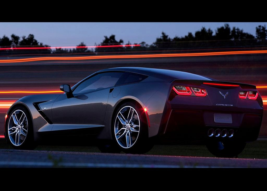 2014 Chevrolet Corvette Stingray C7 Wallpaper (Photo 9 of 9)
