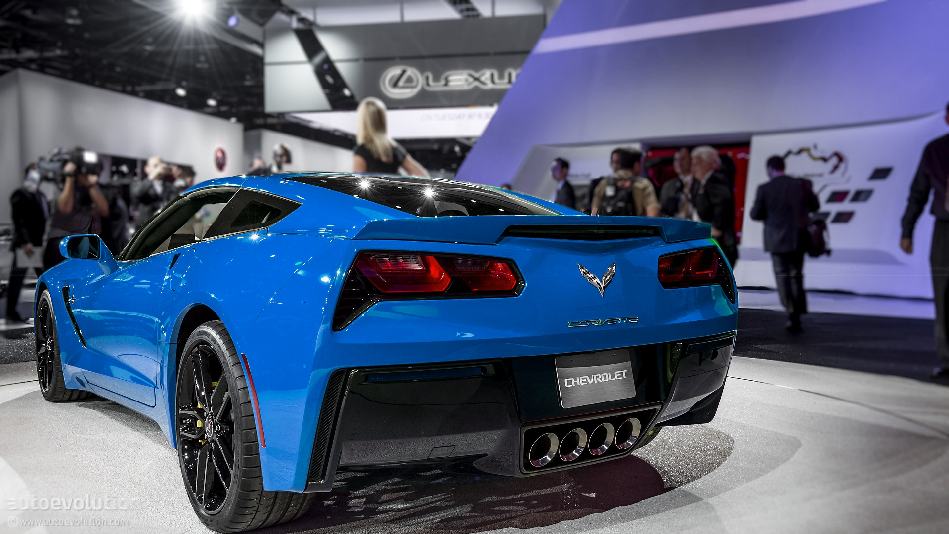 Featured Image of 2014 Corvette C7 Price